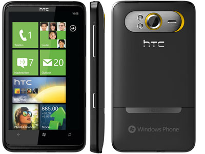 htc hd716GB (Asia)